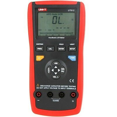 UNI-T UT612 USB Interface 20000 Counts  Multimeter with Inductance Frequency Dev