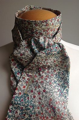 Shaped to tie cotton riding stock - Liberty Tana lawn Jess and Jean multicolour