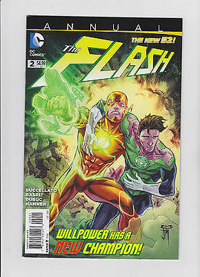 The Flash Annual #2 New 52