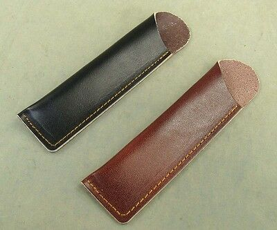 Custom Genuine leather sheath knife Kubaton Sheath 6 inch