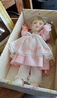 Vintage Effanbee Doll Day by Day - Monday's Child
