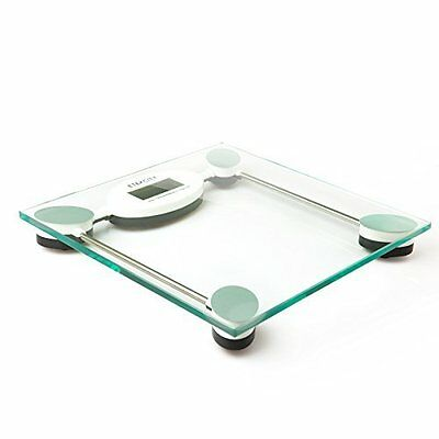 Etekcity Precision Digital Bathroom Scale,Smart Step-on technology, Tempered Gla