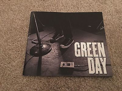 Green Day Book 2004-2005 American Idiot Tour Program/photo Book