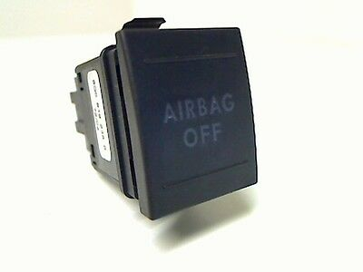 6Q0919235B Switch for Airbag VW Polo IV (9N) 1.4 55 kW 75 PS (10.2001-05.20