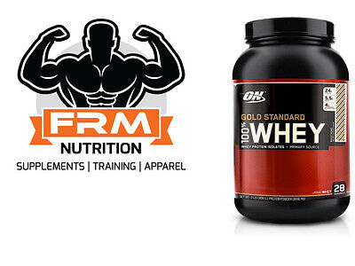 Optimum Nutrition 2Lb 100% Whey Wpi Wpc Protein Powder On Gold Standard