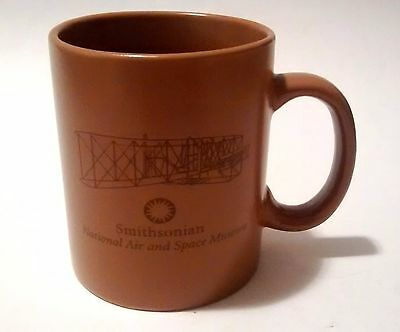 COLLECTIBLE Wright Brothers Smithsonian Air and Space Museum Mug! FREE SHIPPING!