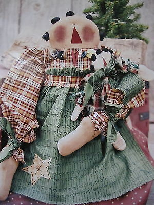 """""""  TAMMY & TESSA  """"  Cloth Doll Pattern by Meme's Quilts"""
