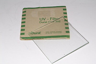 Durst cls 302 UV filter glass