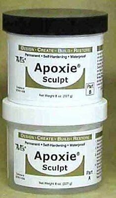 Aves Apoxie Sculpt 1 Lb. White Craft Strong New UK SELLER UK SELLER