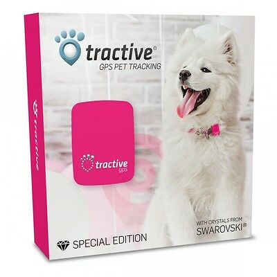 Tractive GPS Special Edition Pet Tracking ( Brand New )