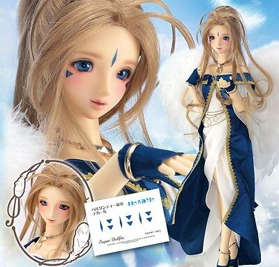 Rare Volks Inc SDGr girl Belldandy Ah Oh My Goddess Figure Japan New