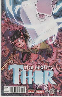 Mighty Thor #2 / 2016