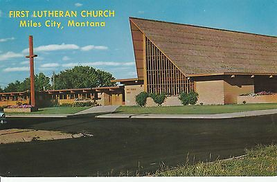 LAM (O) - Miles City, MT - First Lutheran Church