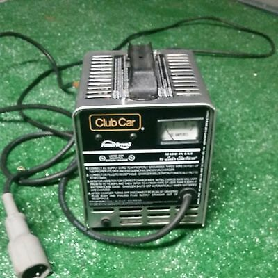 Club Car Powerdrive 3 48 Volt Golf Car Battery Charger Factory OEM