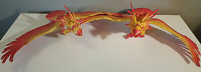 ARCO The Other World - Kontory Bird Lot x2 Figures - Vintage - 1982