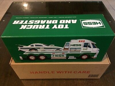 Lot Of 11 (eleven) Hess Toy Truck & Dragster 2016 New In Box - Pickup Only !!
