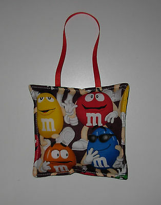Tooth Fairy  Pillow - M & M's