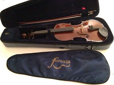 """Forenza 16"""" Viola With Case And Bow"""