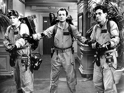 Ghostbusters vintage Movie Wall Print POSTER Decor