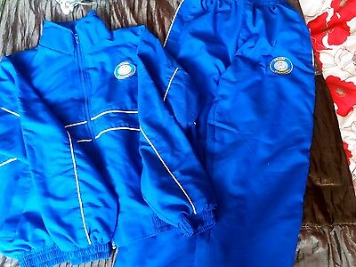 School tracksuit with logo Carmel College