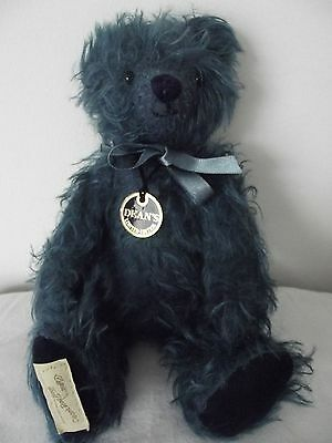 """Deans Limited Edition Bear """"Jacques"""" Rare Collectible 69 of 1000"""