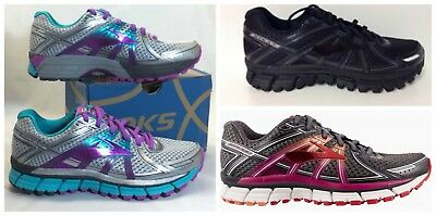 New Womens Brooks Adrenaline Gts 17 - Normal And Wide Fit - All Sizes