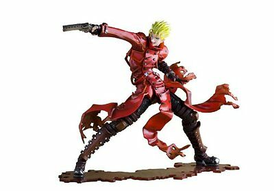 Kotobukiya theater ver Trigun Badlands Rumble ARTFX J Vash Stampede 1/8 Japan