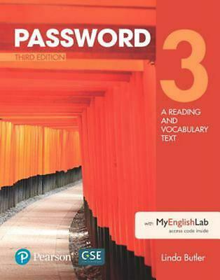 New Password 3 by Linda Butler (English) Paperback Book Free Shipping!