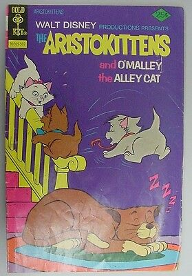 Walt Disney Productions Presents The Aristokittens #8 July 1975