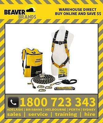 Beaver B-Safe Tradies Roofers Safety Harness Kit BK061215TRAD
