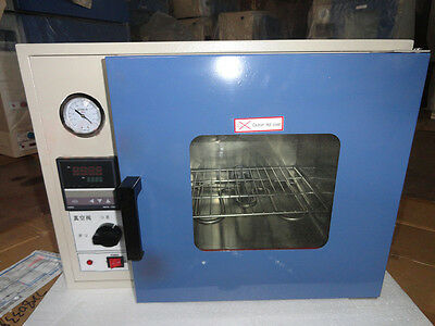 DZF-6021 Vacuum Drying Oven Cabinet 250℃ Working Room 300×300×275mm 220V Y