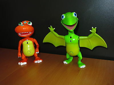 Dinosaur Train : Buddy & Tiny Talking Interactive Toy Figurines Figures