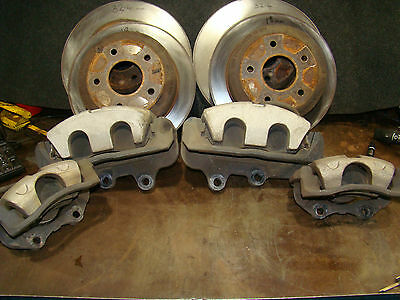 VT2 VX VU VY VZ Commodore 320 mm SSZ Brake Upgrade all calipers and discs