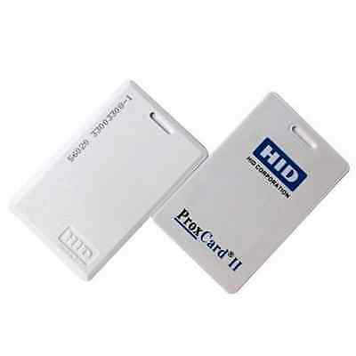 HID Keycards 1326 Proximity Access Card Key Fob 125kHz 26 Bit