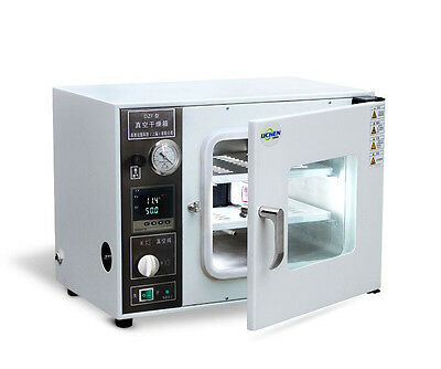 Vacuum Drying Oven Cabinet 200℃ Working Room Cabinet 300x300x275mm 220V Y