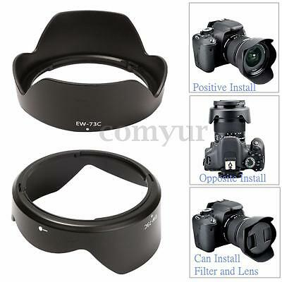 EW-73C Bayonet Lens Hood for Canon EF-S 10-18mm f/4.5-5.6 IS STM