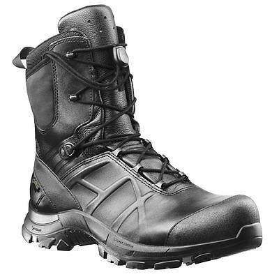 Haix Black Eagle Safety 50 High 620010 GORE-TEX Safety Boots Snickers Direct Pre
