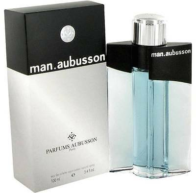 MAN AUBUSSON  100ml EDT Spray  for Men By  PARFUMS AUBUSSON