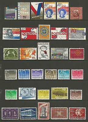 NETHERLANDS - mixed collection No.6