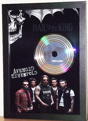 Avenged Sevenfold  Photo And Presentation Disc