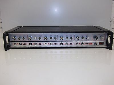 Vintage early 70's HH Cambridge Electronic MA100 Head Amplifier