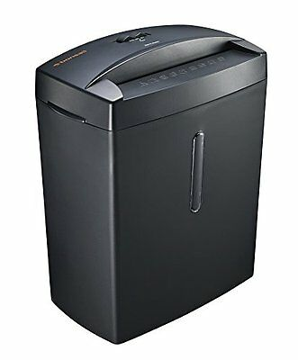 NEW Doc Shred Micro Cut Paper Shredder Thermal Protection Office Home Heavy Duty