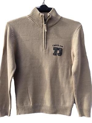 Timberland Zip Neck Jumper Sweater Age 12 Years [152]