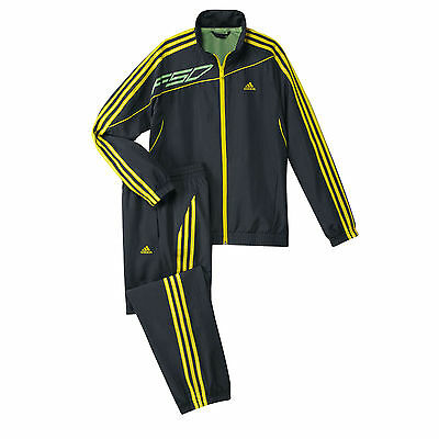 Adidas F50 woven Kid's Tracksuit (Navy)