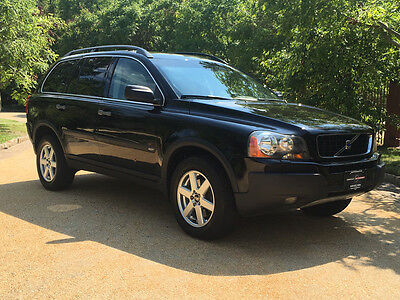 2005 Volvo XC90  low mile 1 owner free shipping warranty dealer serviced luxury safe turbo