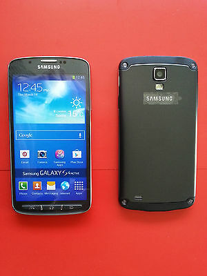 Samsung Galaxy S4 Active in Black Handy DUMMY Attrappe - Requisit, Präsentation