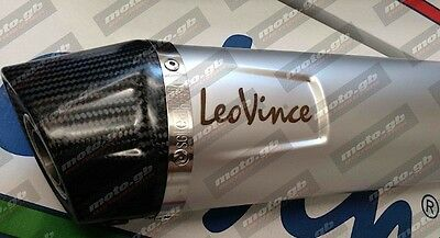 HONDA CRF250L ie 12  LATEST LEOVINCE LV-ONE 'EVO' SLIP-ON RACE EXHAUST *IN STOCK