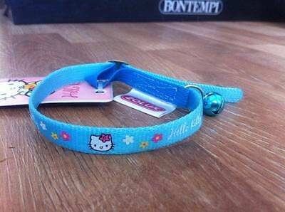 Collier hello kitty bleu