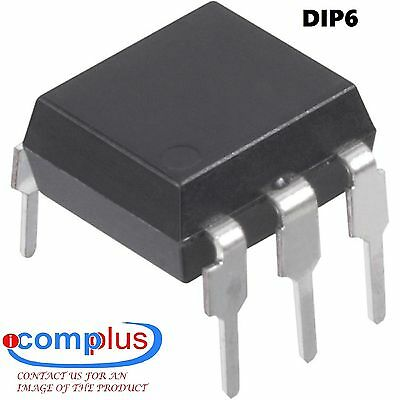 H11Aa2 Ic-Dip6 1 Channel  Output Optocoupler