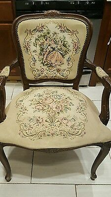 Antique chair made in Italy